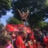 Die ARROWS beim Stadtfest in Heidenau