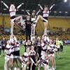Die ARROWS rocken die 9. REWE Team Challenge