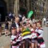 Unsere LITTLES beim Sächsischen Ministerpräsidenten