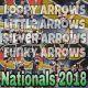 Nationals 2018 – wir fahren mit (fast) voller Kapelle